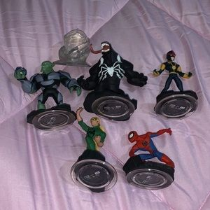 Other - Disney infinity Spider-Man characters